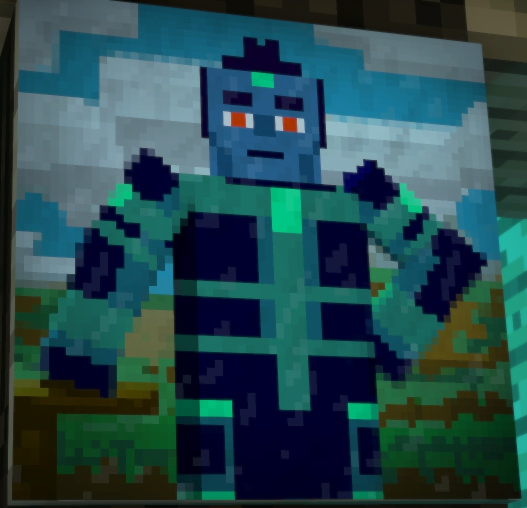 Fred (Minecraft: Story Mode)