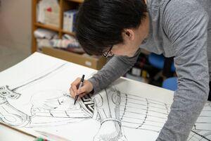 Hara-sensei's Shin Creation