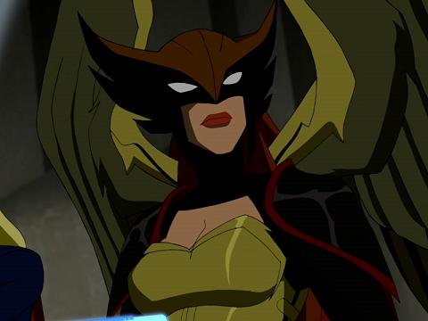Hawkwoman (Young Justice)