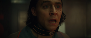Loki reacts to his death