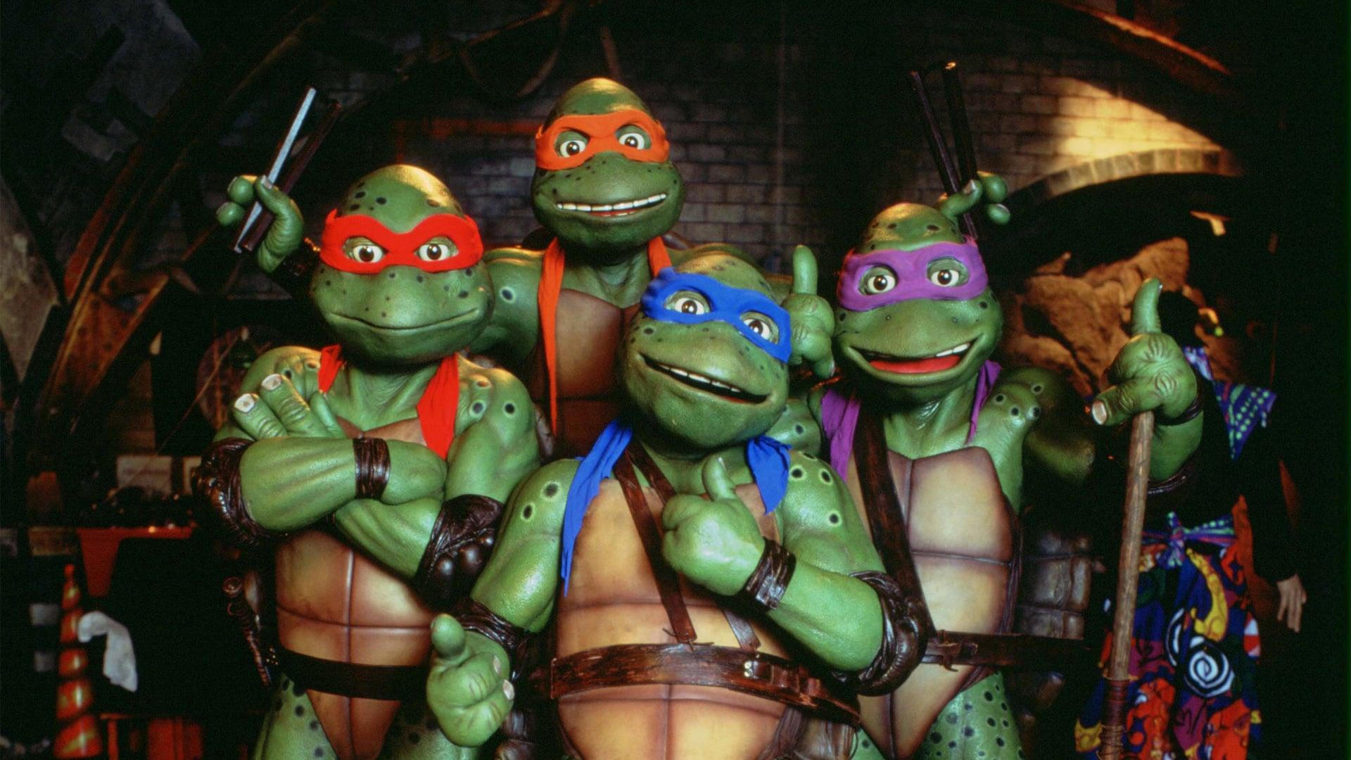 Teenage Mutant Ninja Turtles (1990 film)