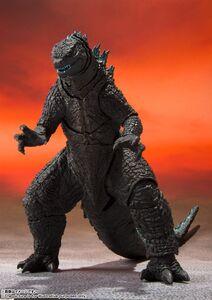 SHMA Godzilla 2021b