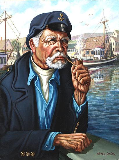 Captain Julio Sham