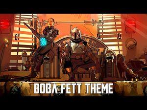 Star Wars- Boba Fett Theme - The Book of Boba Fett (EXTENDED SOUNDTRACK)