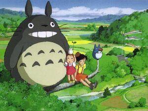 Totoro-tree
