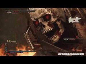 Berserk Musou Hack Skull Knight vs Grunbeld