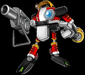 E-102 Gamma Render