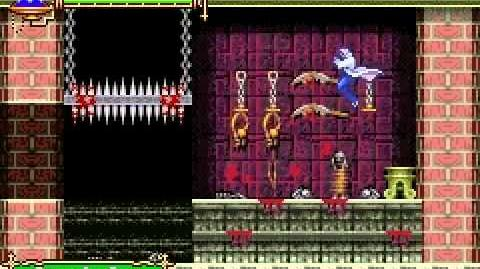 Game Boy Advance Longplay 021 Castlevania Aria of Sorrow