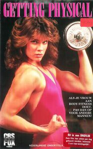 Alexandra Paul as Kendall Gibley in Getting Physical 1