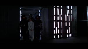 Darth Vader brings