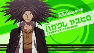 Hagakure introduction anime Ep1 HQ