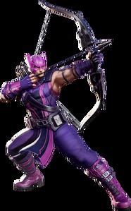 Hawkeye Marvel Super War