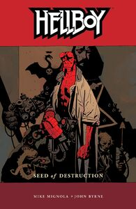 Hellboy - Seed of Destruction Cover