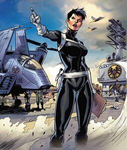 Maria Hill - Comics