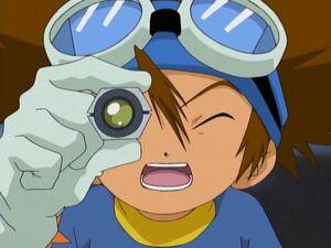 Taichi Sees Something