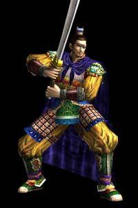 Dynasty Warriors 2 - Xiahou Dun