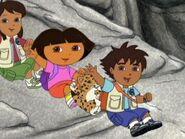 Go Diego Go Diego Dora Alicia and Baby Jagaur