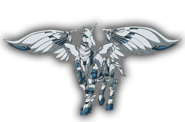 Haos Pegatrix (Battle Planet Anime)