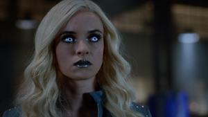 Killer Frost (Caitlin Snow) Eyes