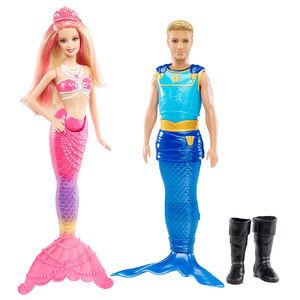 Lumina and Delphin Dolls