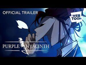 Purple Hyacinth (Official Trailer) - WEBTOON