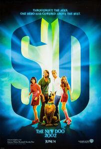 Scooby doo xxlg