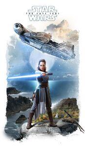 The Last Jedi Promo Art
