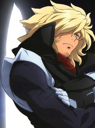 Asemu Asuno/Captain Ash