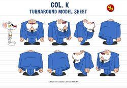 Col. K Turnaround