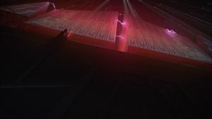 Darth Vader overlooking
