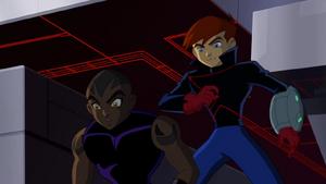 James and Azari (Time to jump)