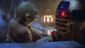 R2-D2 Yoda