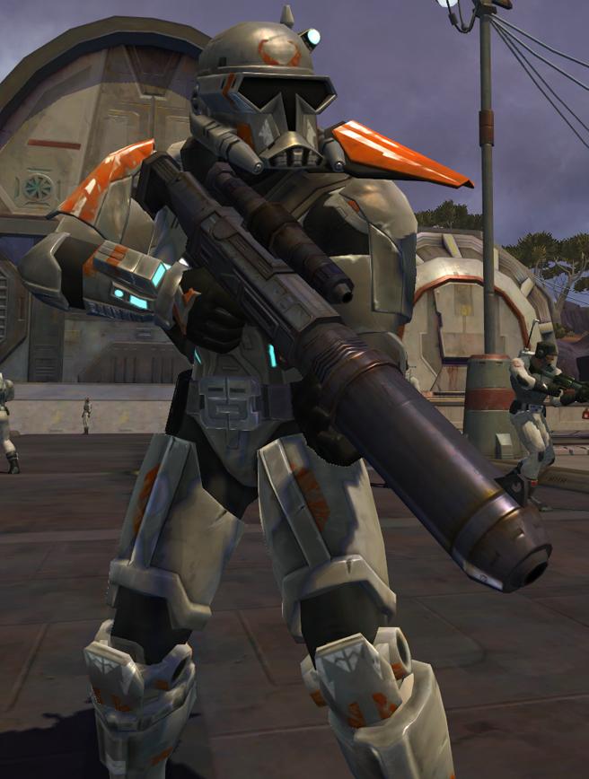 Havoc Squad Commander