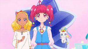 STPC36 The girls ask Yuni if she'll keep stealing