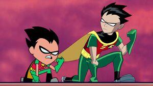 TTG Robin & OG Robin