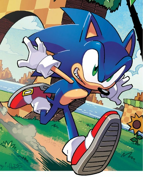 Sonic the Hedgehog (IDW)