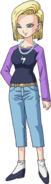 Android 18 BOG