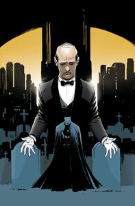 Batman Pennyworth R.I.P. Vol 1 1 Textless