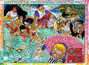 Chapter 874 Color Spread