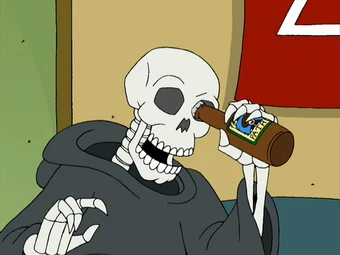 Death (Family Guy)