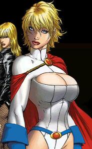 Power Girl-1