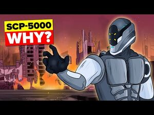 SCP-5000 Why? - The Full Story Compilation (SCP Animation)