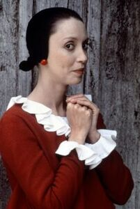 Shelley Duvall as Olive Oyl