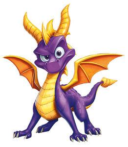 Spyro ReignitedPromoArt
