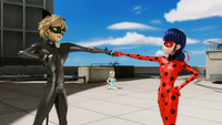 Stormy Weather - Ladybug and Cat Noir 17