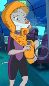 Thea scuba gear