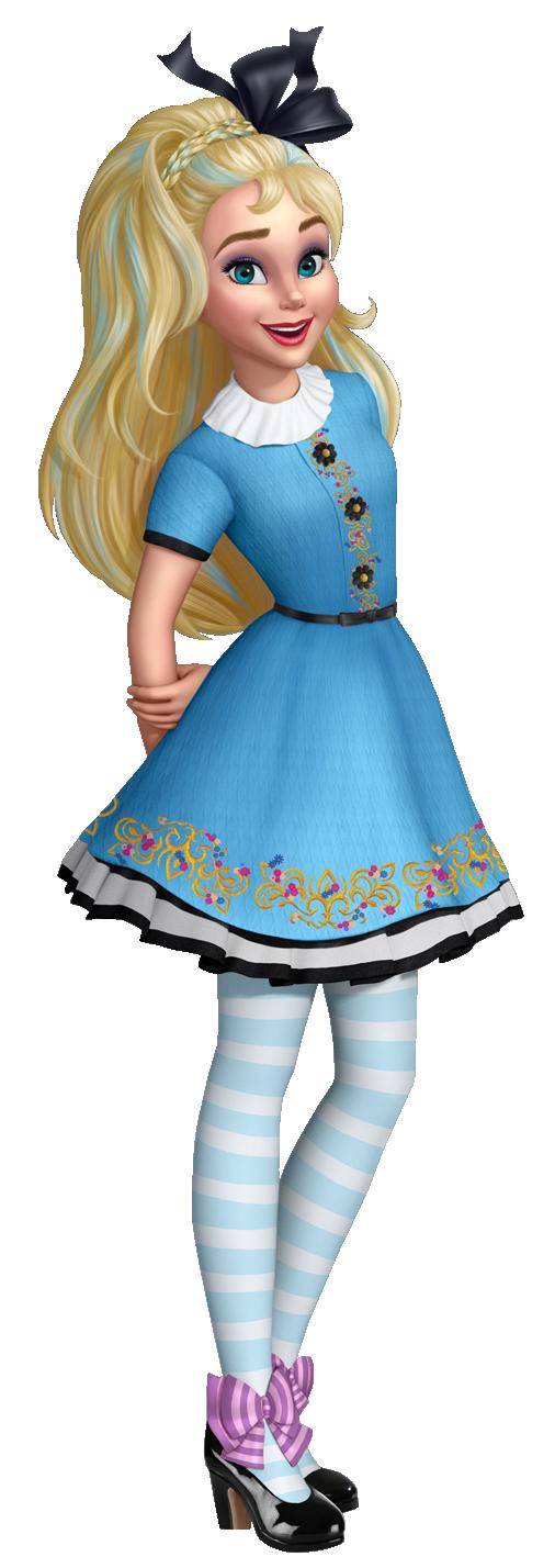 Ally (Descendants)