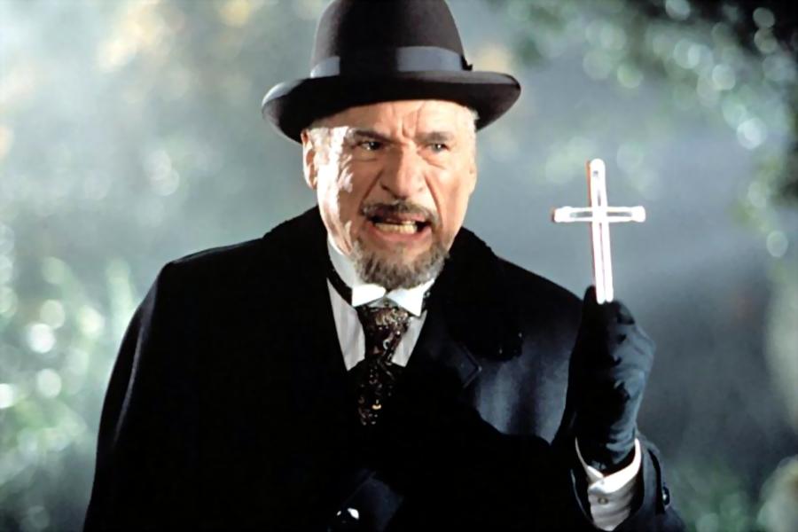 Van Helsing (Dracula: Dead and Loving It)