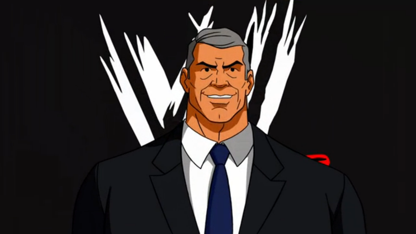 Vince McMahon (Scooby-Doo! Wrestlemania Mystery)