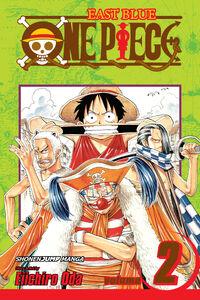One Piece v2 Cover